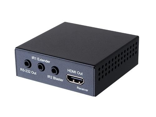 A-NeuVideo ANI-605XPLBD HDBaseT-Lite HDMI Extender (Transmitter/Receiver) Kit over single CAT5e/6/7