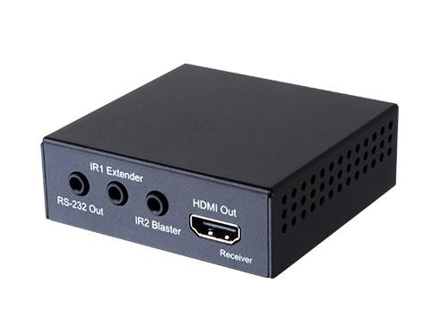A-NeuVideo ANI-605XPLBDR HDMI to CAT5e/6/7 Extender (Receiver) with 2-way IR