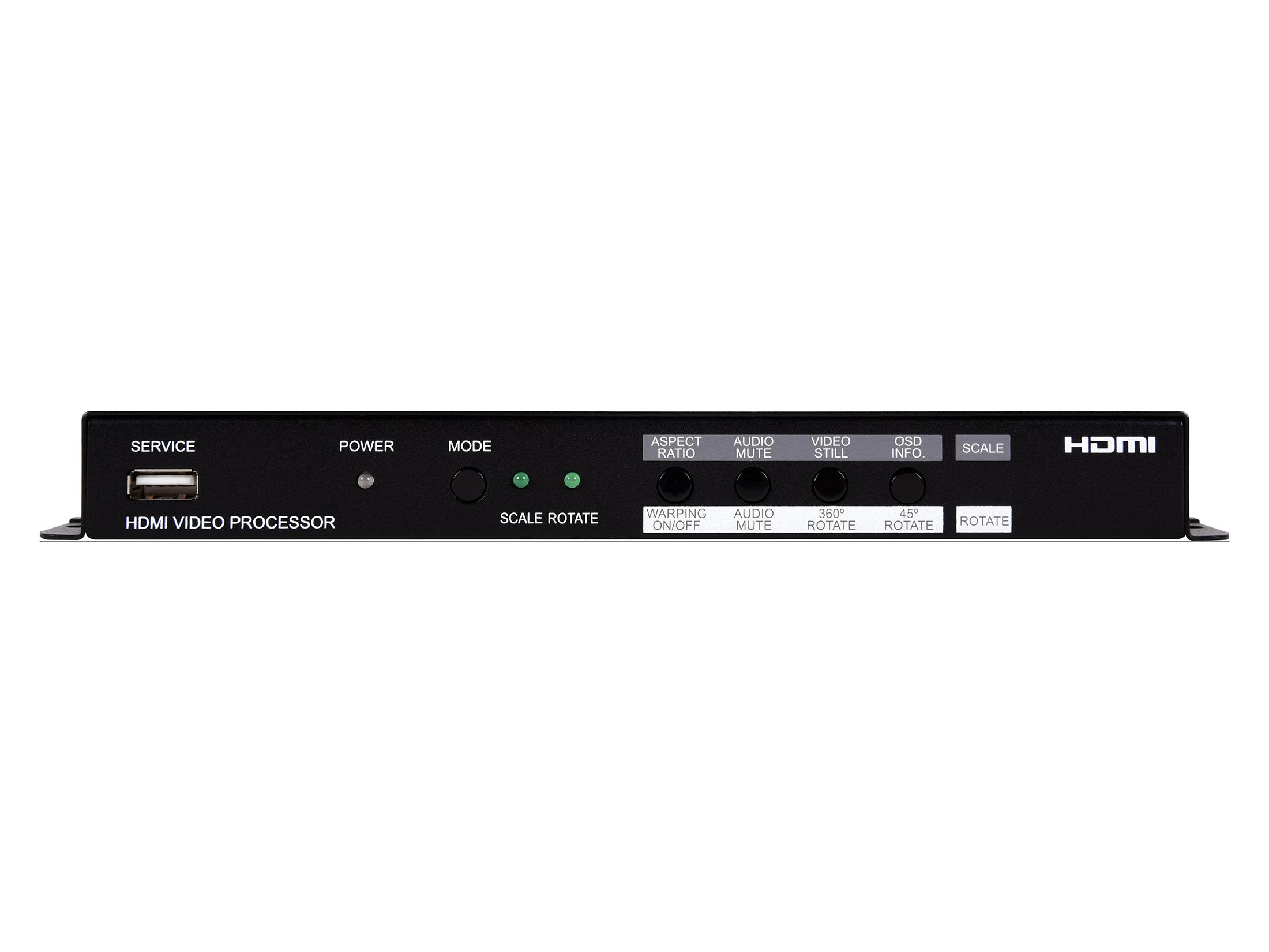 A-NeuVideo ANI-HDROTATE HDMI Video Wall Rotation Processor