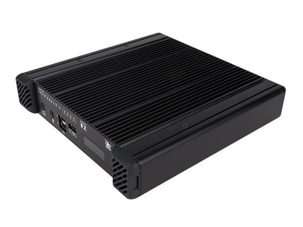 Adder ALIF4021R-US Dual-head 4K/Audio/USB2.0 IP KVM Extender (Receiver) over Single Fiber
