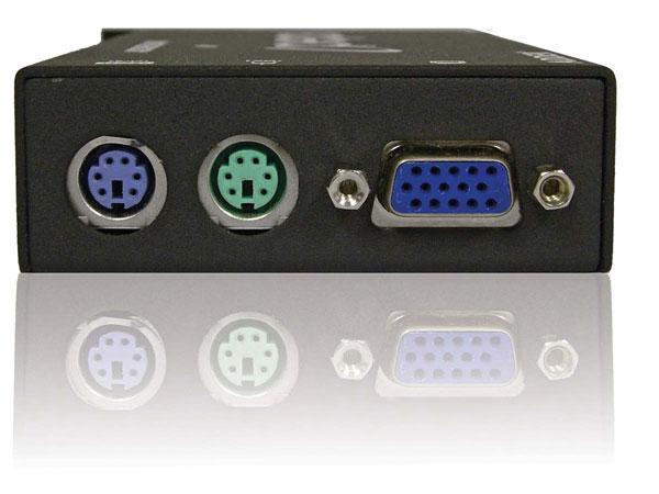 Adder AL-IPEPS AdderLink ipeps KVM over IP Extender Solution/Single User/Single IP