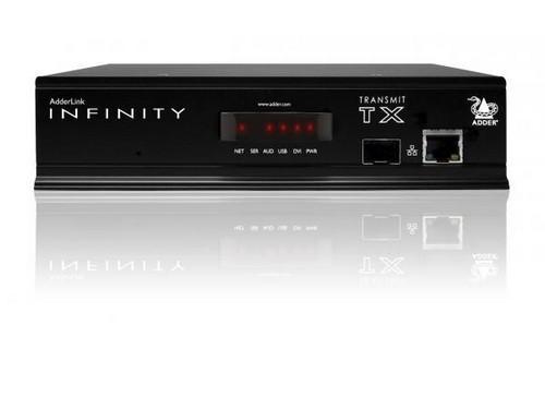 Adder ALIF1002T-US DVI USB audio Extender (Transmitter) with SFP