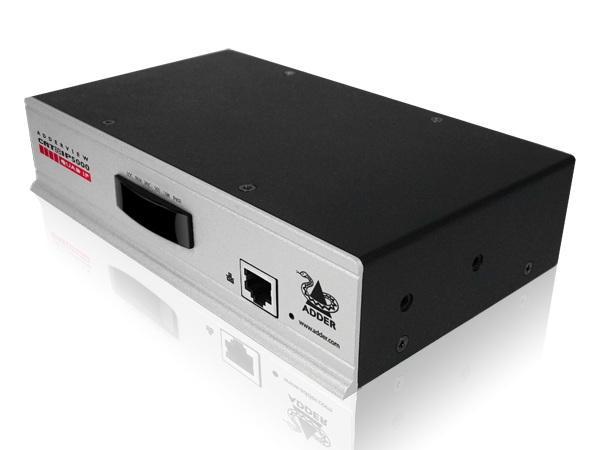 Adder AVX5016IP-US 16 Port USB/Video control KVM over IP Switcher for 5 users