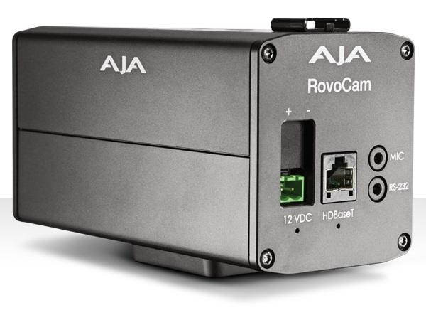 AJA RovoCam Integrated 4K/HD Camera with HDBaseT