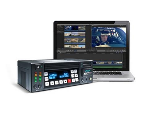 AJA Ki Pro Highly portable file-based HD/SD recorder