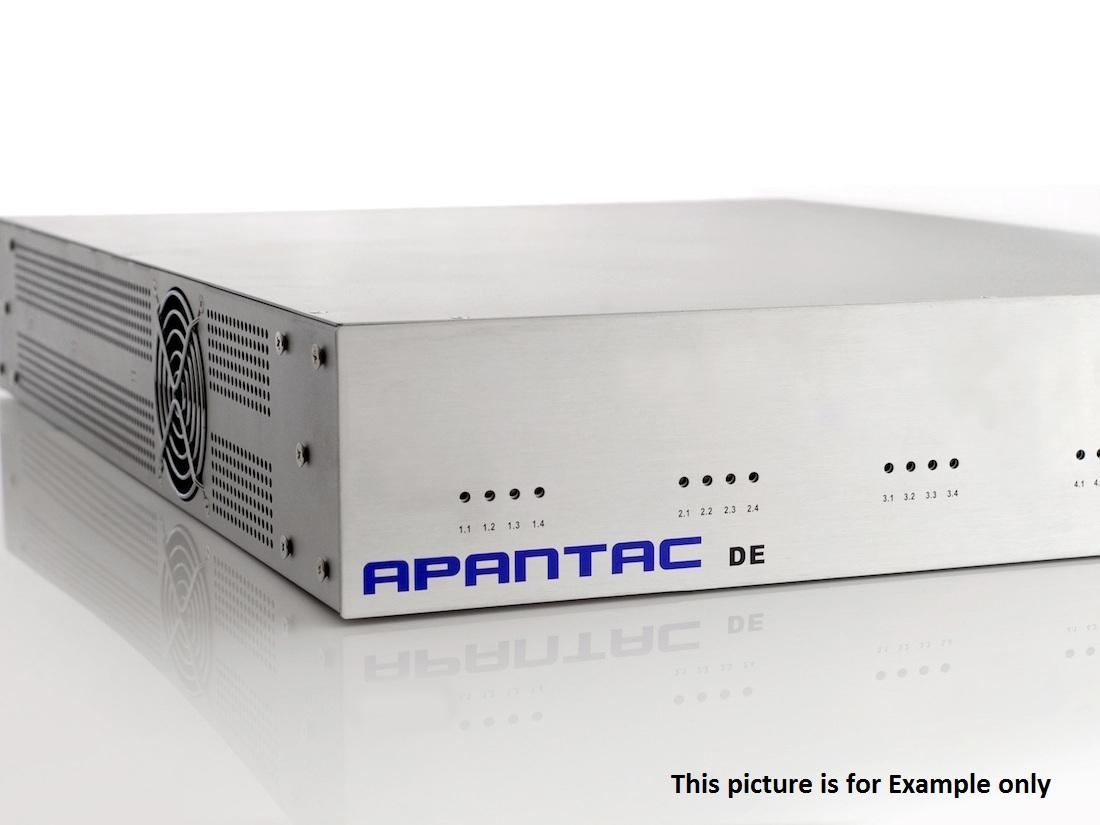 Apantac DE-32 32 In DVI-D/VGA/HDMI with HDCP/YPbPr/Composite Multiviewer