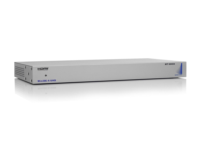 Apantac MiniDE-4-UHD 4K/UHD Compact HDMI 2.0 Multiviewer