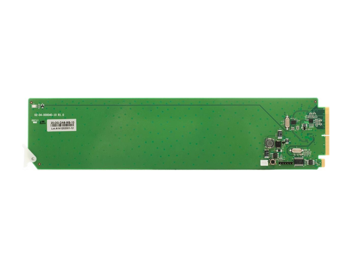 Apantac OG-DA-4HD-II-SET-2 2x 1x4 SDI Distribution Amplifier w Rear Module