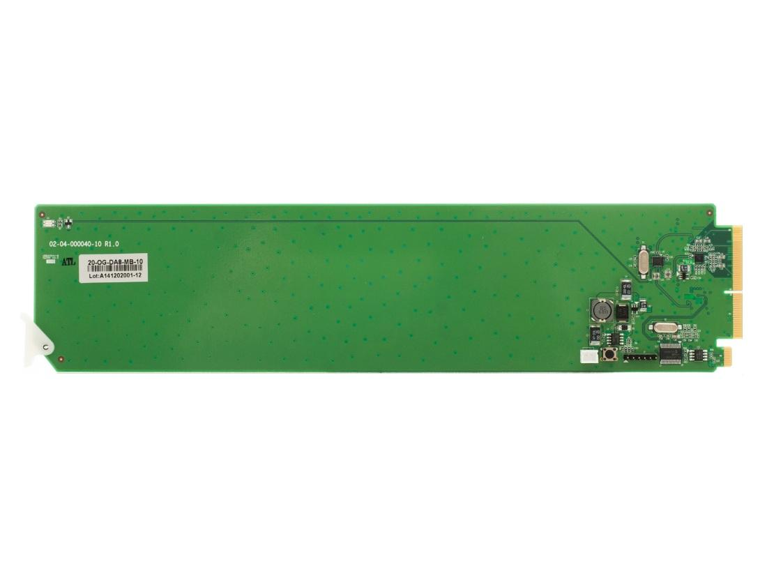 Apantac OG-DA-8HD-II-SET-1 openGear 1x8 SDI Distribution Amplifier w Rear Module