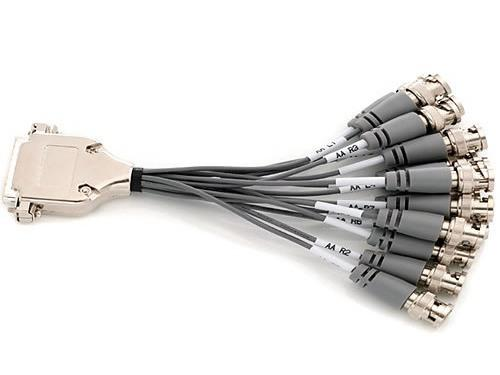 Apantac DB25-AA-UNBL Unbalanced Analog Audio Breakout Cable