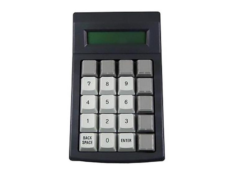 Apantac KEYPAD 20-Button Control Keypad with LCD Display for Tahoma Multiviewer