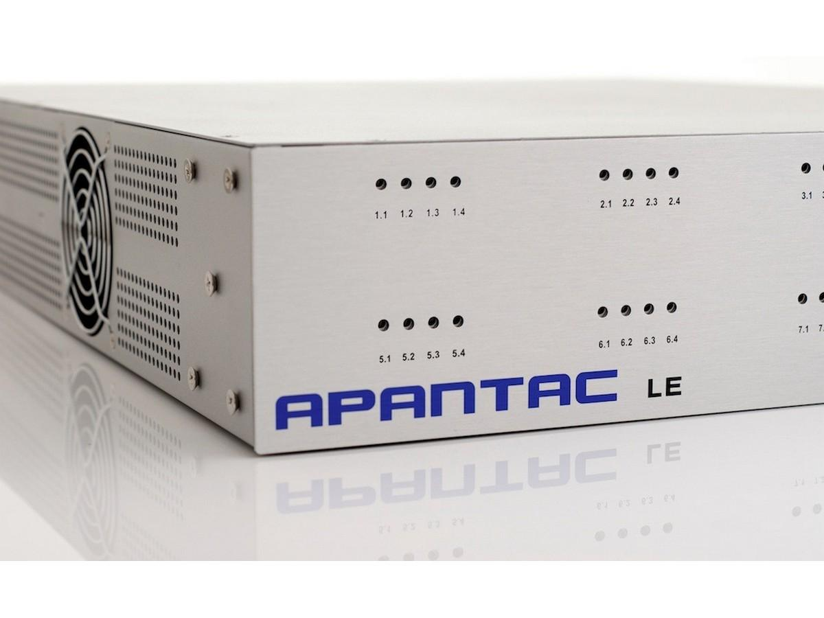 Apantac LE-20CV 20 Input Composite Multiviewer with built in CATx extender