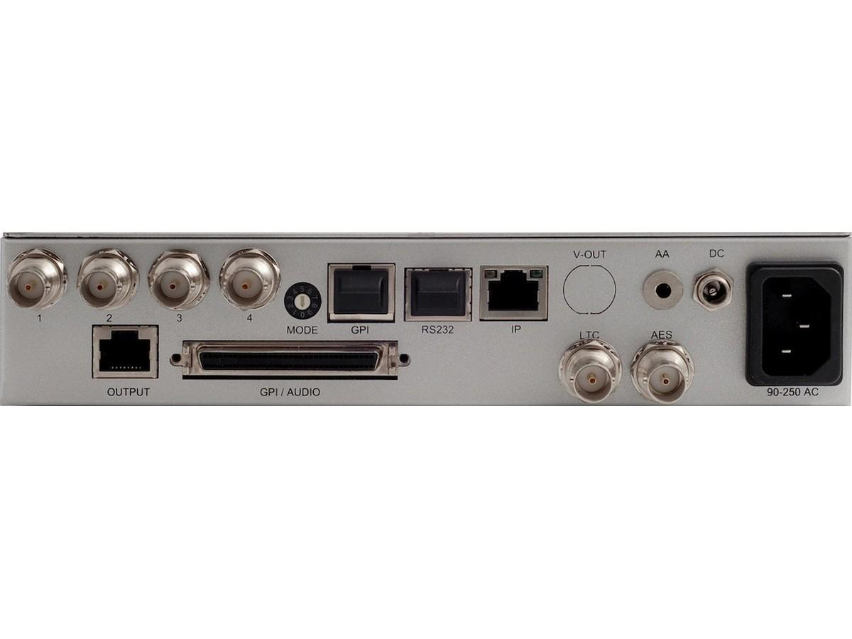 Apantac LE-4HD 4 Input HD-SDI Multiviewer with built in CATx extender
