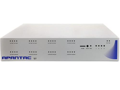 Apantac LI-12HD Multiviewer 12 Auto-Detect HD/SD-SDI Video Inputs with Active Loop-Through