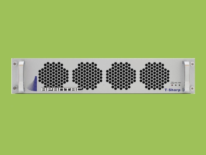 Apantac T-32x4-2RU-S 2 RU 32x4 3G/HD/SD-SDI/CVBS I/O Multiviewer w UOM-SFP-A