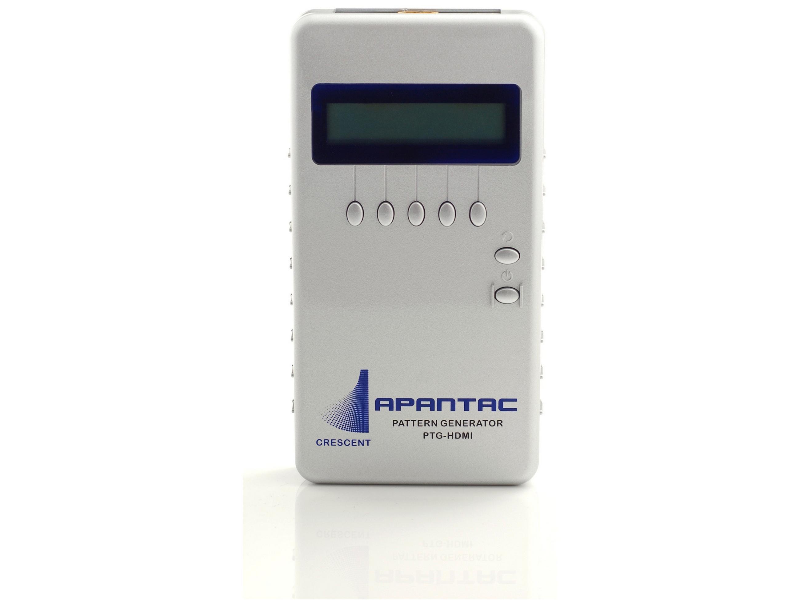 Apantac PTG-HDMI HDMI Test Pattern Generator (HDCP/48 output resolutions)