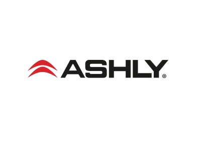 Ashly IS3.8PW 8 x 3 inch Passive Dual-Z Focused Directivity Column Speaker (Single White)