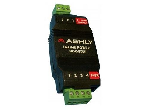 Ashly RPS-18 Inline Power Booster for use with Multiple WR-5 Wall Remotes