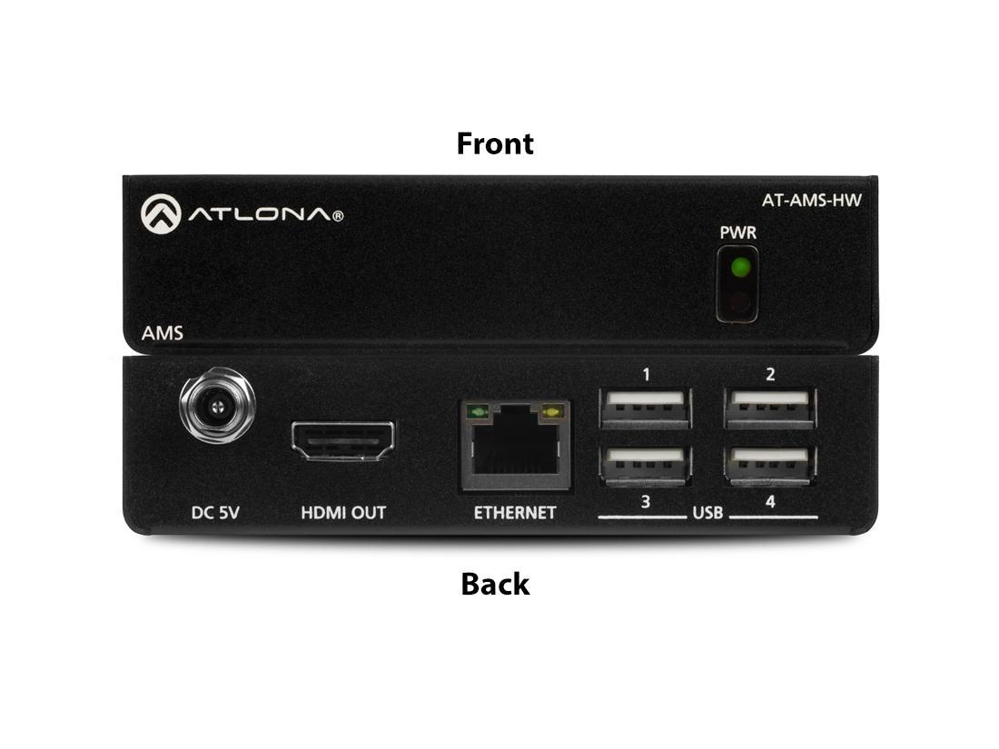 Atlona AT-AMS-HW AMS/Management System Server Appliance