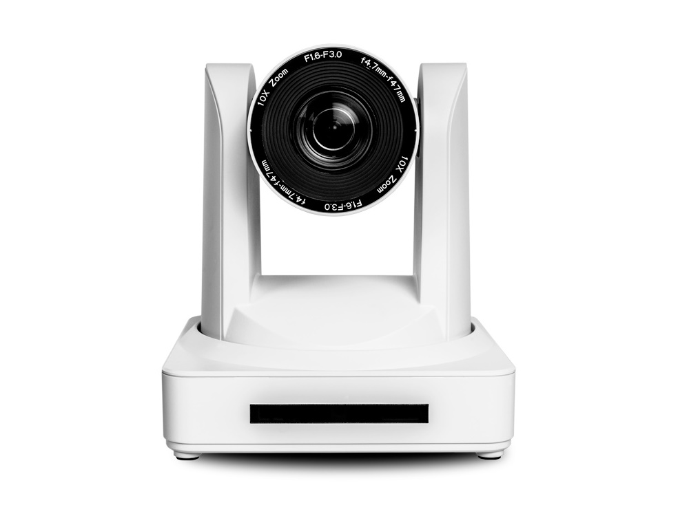 Atlona AT-HDVS-CAM-HDBT-WH PTZ Camera with HDBaseT Output/White