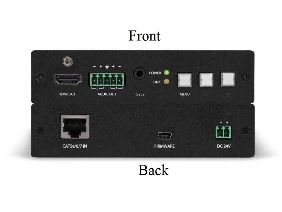 Atlona AT-HDVS-RX-b HDMI HDBaseT Receiver Scaler Box