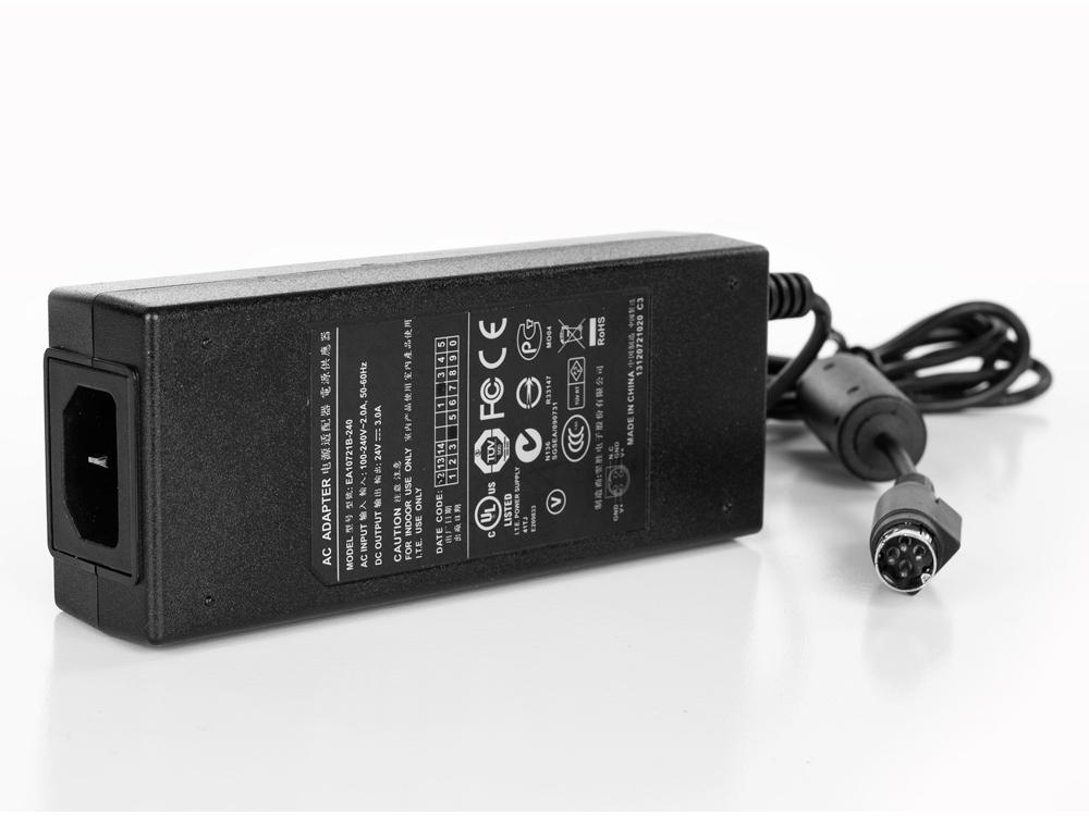 Atlona AT-PS-245-D4 24 Volt 3.0 Amp Power Supply with DIN Connector