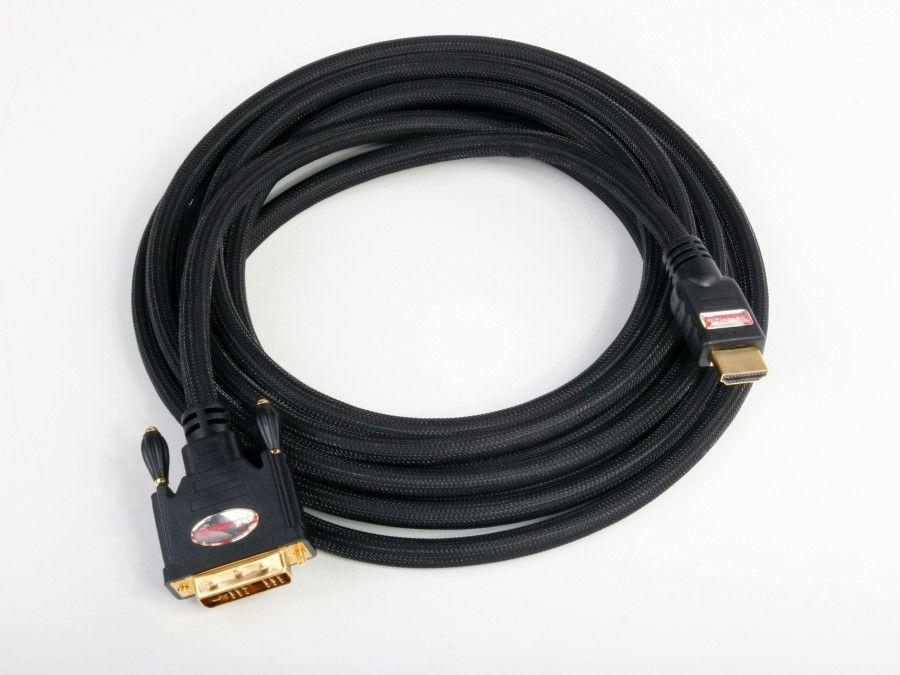 Atlona AT14020L-10 10M (33Ft) Dvi To Hdmi Or Hdmi To Dvi Digital Cable