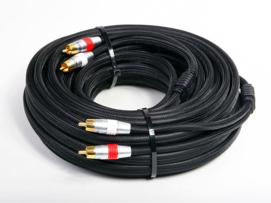 Atlona AT22080-7 7M (23Ft) Stereo Audio Cable