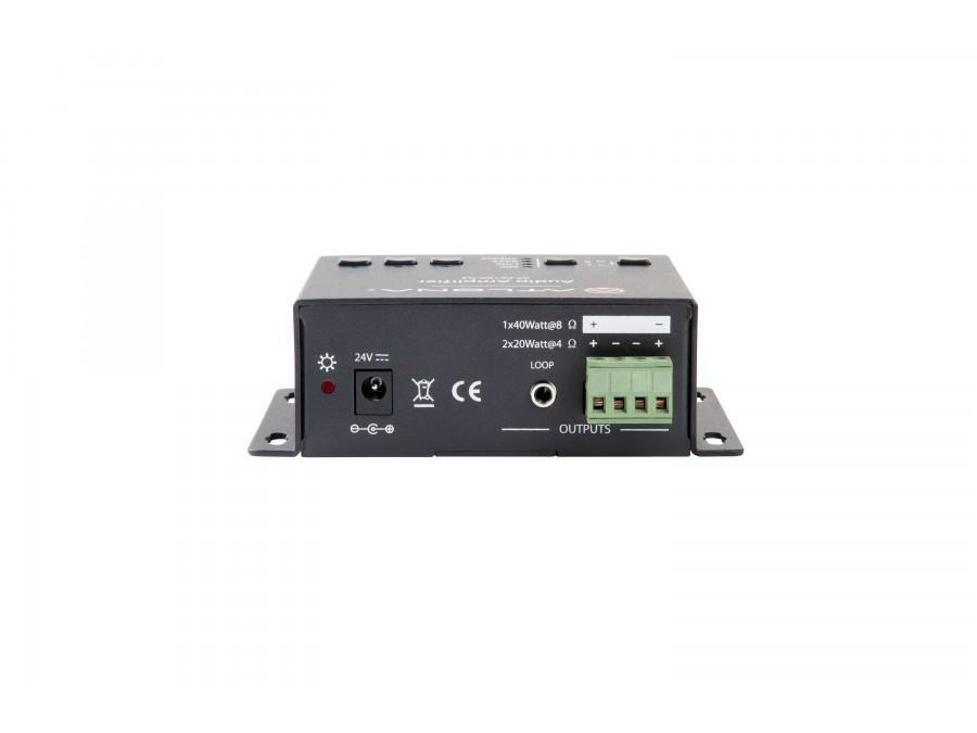 Atlona AT-PA100-G2-b Stereo/Mono Audio Amplifier