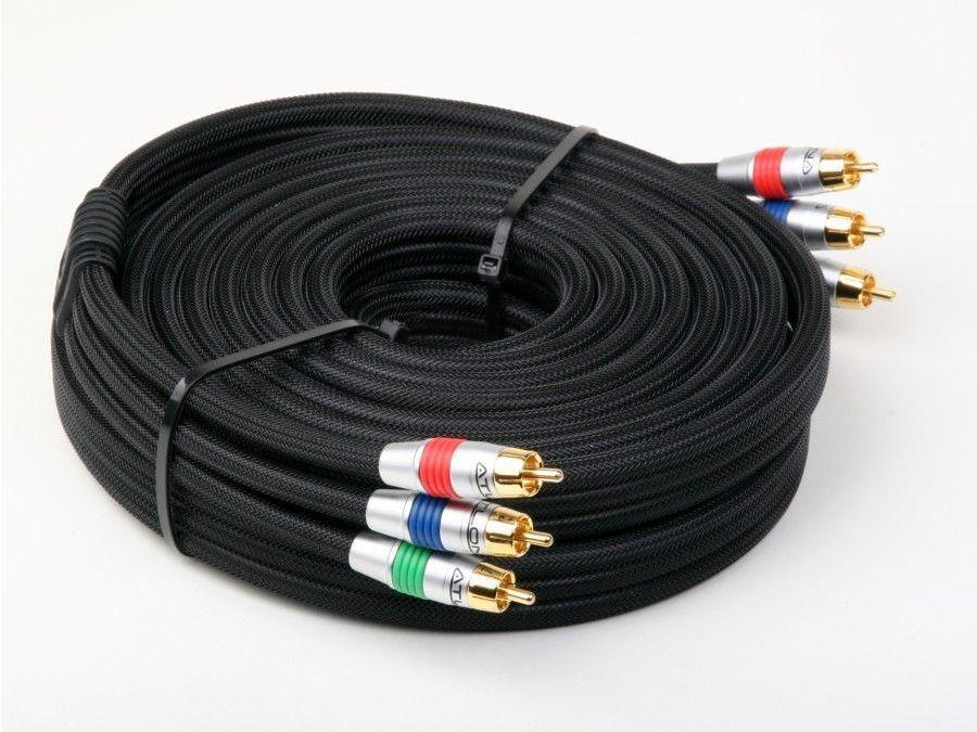 Atlona AT19062-7 7M (23Ft) Component Video Cable