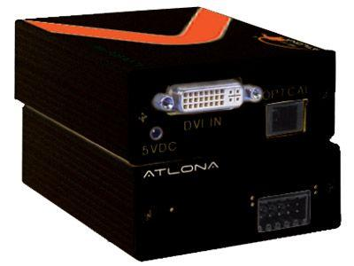 Atlona AT-DVIF30R Miniature Multimode Fiber Optic DVI Extender ( Receiver only )