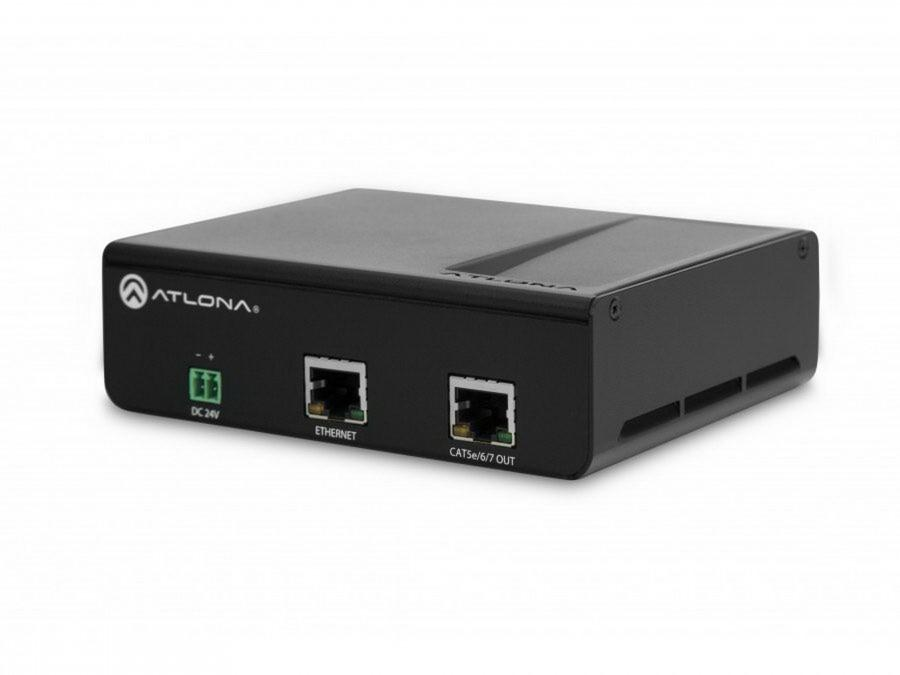 Atlona AT-DVITX-RSNET HDBaseT Extender (Transmitter) DVI Box with/Ethernet/RS-232 and IR