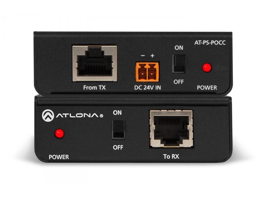Atlona AT-PS-POCC Mid-Span Power Supply -add HDBaseT POE for supporting products
