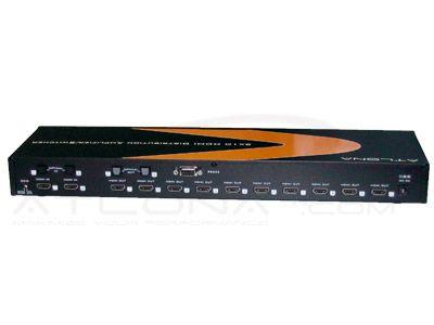 Atlona AT-HDMI-210 ATLONA 2X10 HDMI DISTRIBUTION AMPLIFIER/SWITCHER