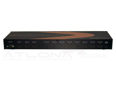 Atlona AT-HDMI-38 3x8 Atlona HDMI Switch/Splitter