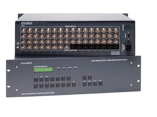 Atlona AT-VIDEO3232 32x32 Professional Composite Video (BNC) Matrix Switch