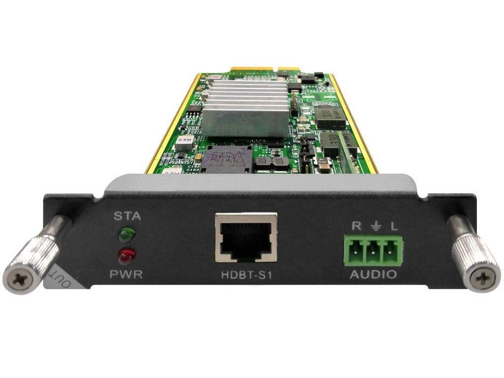 Aurora Multimedia DXCO-1-HDBT2-G4 1 port HDBaseT Output Card up to 330ft