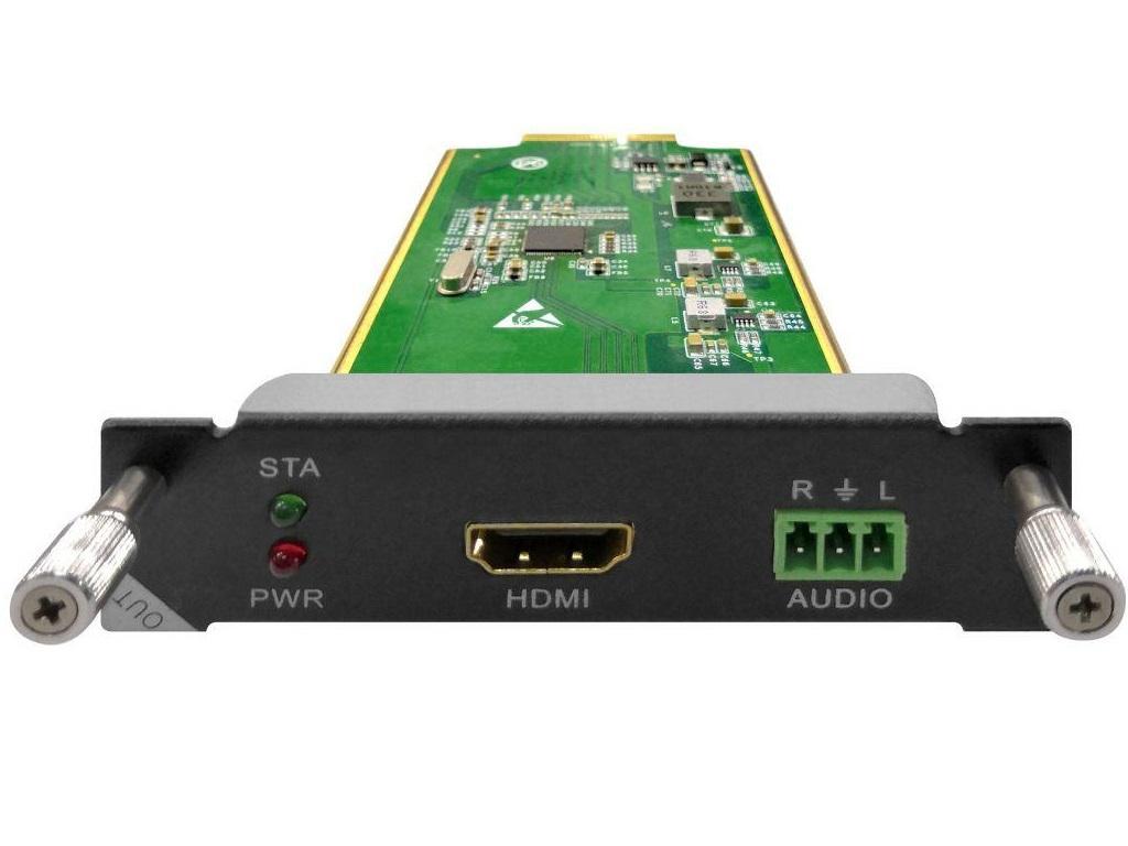 Aurora Multimedia DXCO-1-HDMI-G4 1 port HDMI Output Card