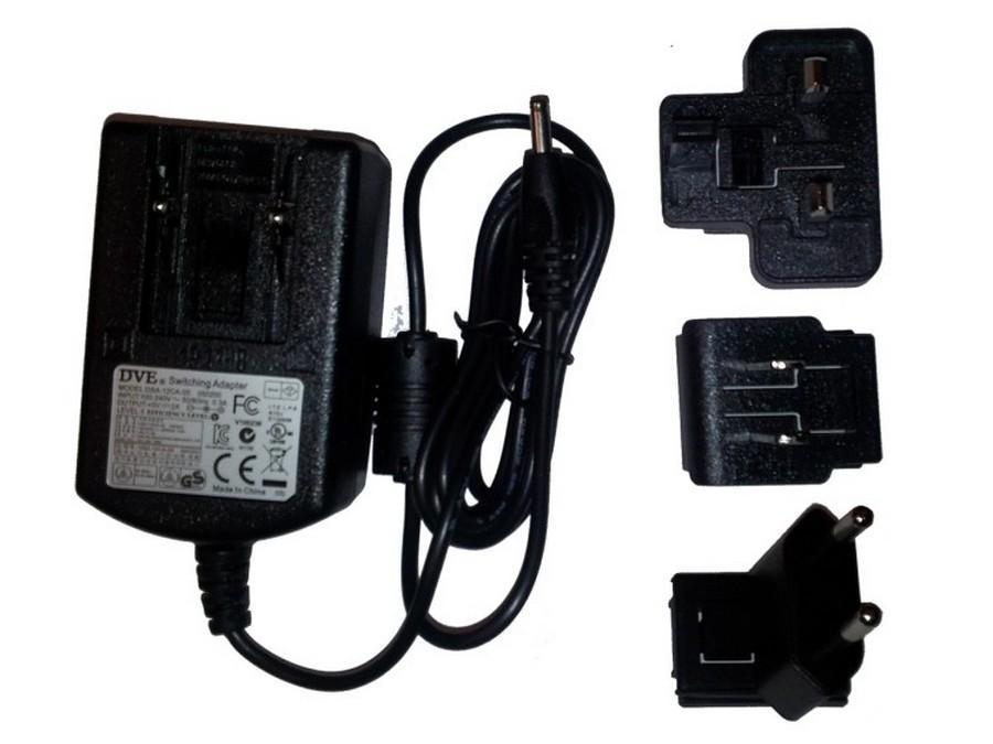 Avenview PS-FO-DVI Optional Power Adapter for Fiber Optic Extenders