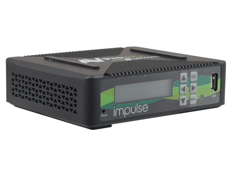 AVPro Edge IMPULSE Single-Channel Streamer/Recorder (H.264/H.265)