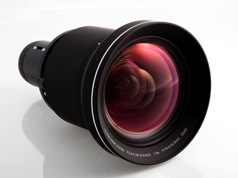 Barco R9801287 NV46 ultra wide angle zoom (High Resolution/Short Focus)