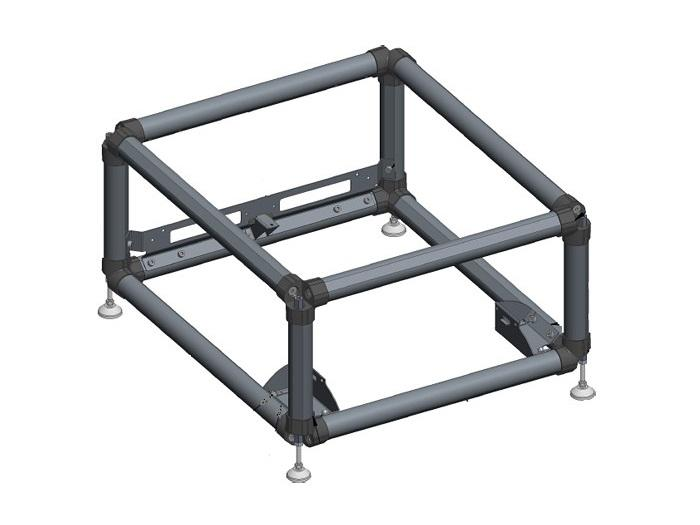 Barco R9801646 Rigging frame for 2 coolers