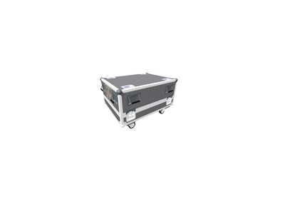 Barco R9801855 Flightcase for F80 in Stacking Frame (No Frame Included)