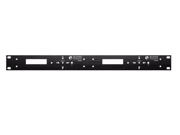 Blonder Tongue HDDM-RP-2 Rack Mount Panel for (2) HDDMs