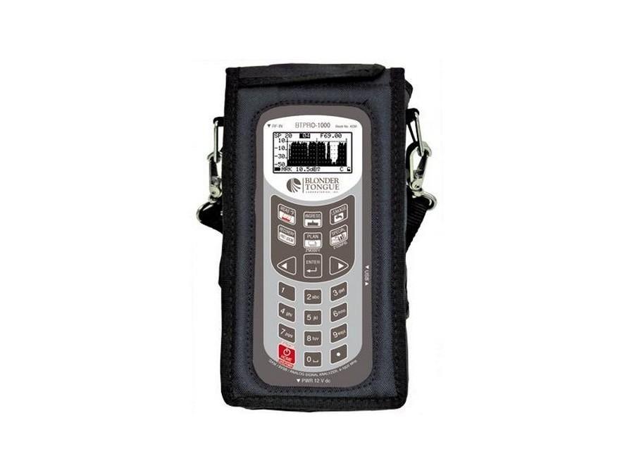 Blonder Tongue BTPRO-1000 W/PI QAM/8VSB/Analog Signal Analyzer w/Pro Idiom Key