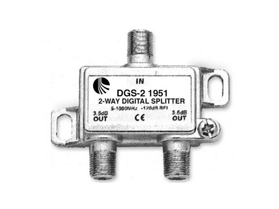 Blonder Tongue DGS-2 Digital Ready Splitter 2 Way