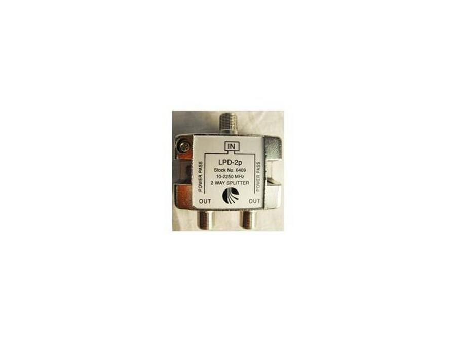Blonder Tongue LPD-2P 2x2 RF Splitter 10-2150MHz 25 pcs Per Pack