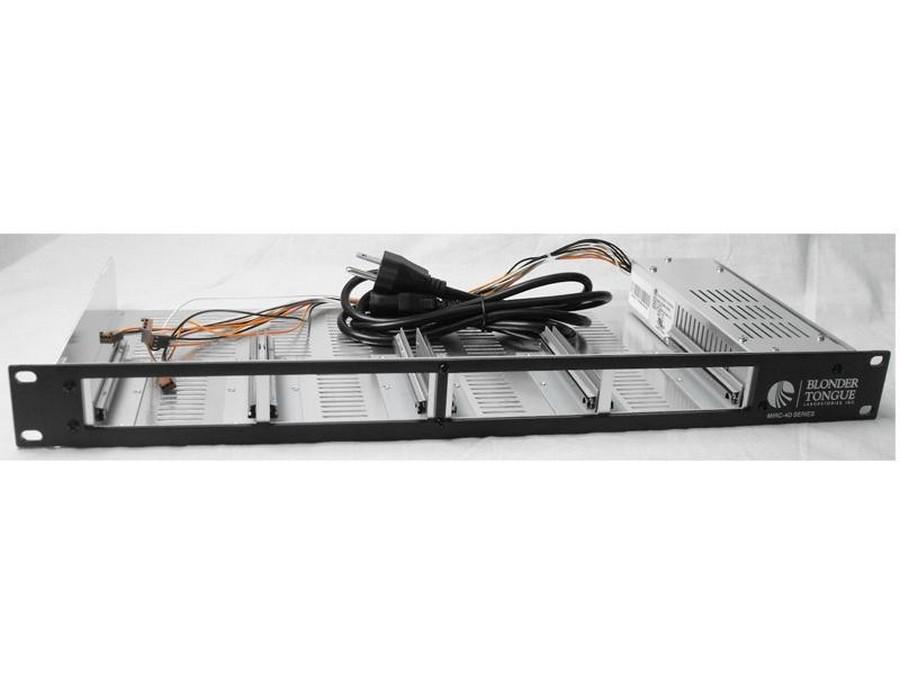 Blonder Tongue MIRC-4D 19 inch Rack Chassis with Power Supply (1 RU)