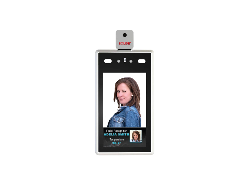 Bolide BN-2600ACTC Access Control Camera with Face Recognition and Temperature Indicator