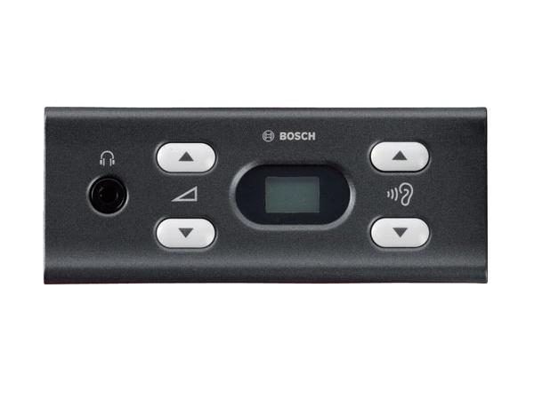 Bosch DCN-FCS-D Flush Channel Selector/Dark